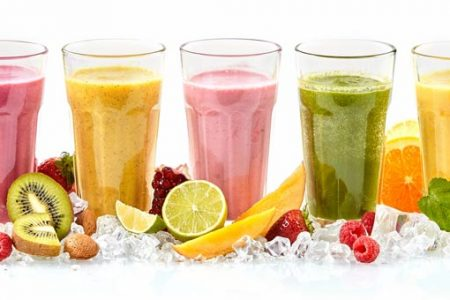 five-smoothies